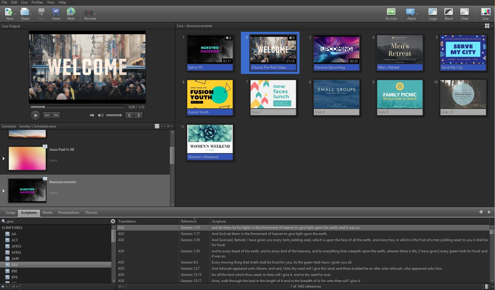 EasyWorship 7.2.3.0 Crack with License Key Free Download - [Latest 2021]