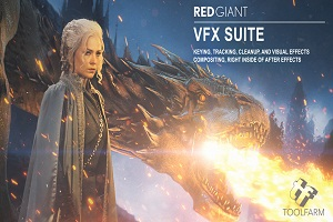 Red Giant VFX Suite 1.5.2 Crack With Activation Code - Latest 2021]